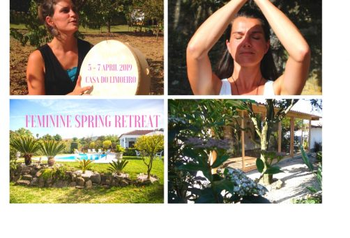 Feminine Spring Retreat (5-7 April)